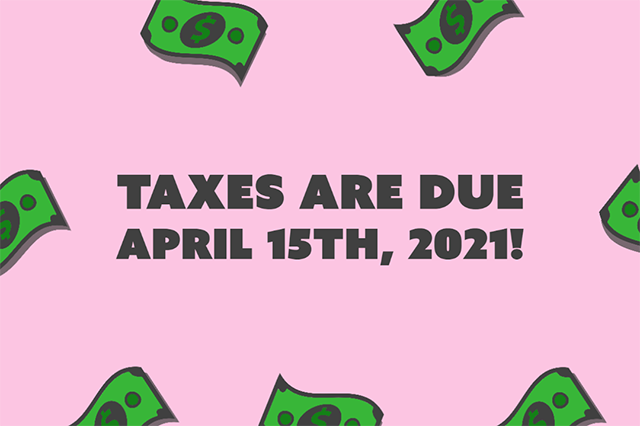 Tax Season is Upon Us!